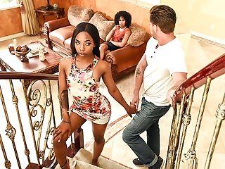 Black, Boobless, Brunette, Cheating, Daughter, Girlfriend, Gorgeous, Interracial, MILF, Mom,