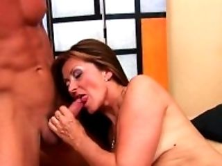 Big Tits, Brunette, Compilation, Cum, Cumshot, Dick, Doggystyle, Facial, Felching, GILF,