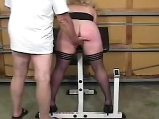 Ass, Doggystyle, Homemade, Spanking, Stockings,