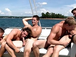 Amateur, Boat, Group Sex, HD, Nature, Orgy, Outdoor,