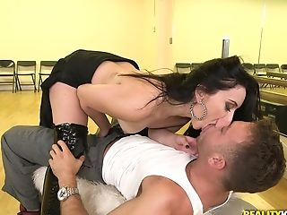 Anal Sex, Ass, Blowjob, Couple, Cute, Gorgeous, Hardcore, High Heels, Hunk, Leather,