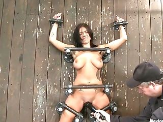 BDSM, Halie James,