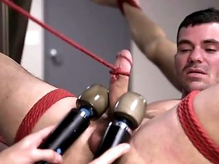 Bathroom, BDSM, Blowjob, Bondage, Brunette, Caucasian, Couple, Domination, Ethnic, Fetish,