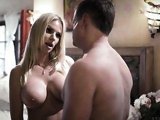 Babe, Big Tits, Blowjob, Dick, Doggystyle, FFM, Handjob, Hardcore, MILF, Pornstar,