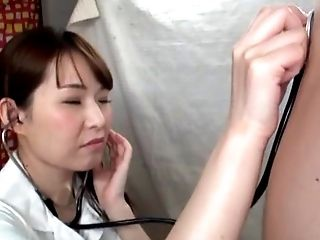 Bra, Ethnic, Hardcore, Japanese, Moaning, Nurse, Panties, Reality, Sex Toys, Uniform,
