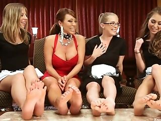 Merveilleux, Sexe Anal, Ava Devine, Chastity Lynn, Fétiche , Lesbiennes, Penny Pax, Star Du Porno, Riley Reid,