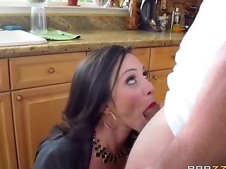Ariella Ferrera, Big Tits, Blowjob, HD, Latina, MILF, POV, Spanish,