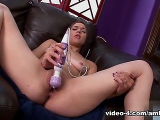 Boobless, College, Dildo, Masturbation, Pornstar, Sex Toys, Solo, Tiffany Star,
