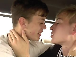 Big Cock, Blowjob, Boy, Cute, Handjob, HD, Limousine, Twink,