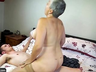 Blowjob, Granny, HD, Mature, Nurse, Old, Old And Young, Rough,