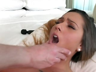 Anal Sex, Big Tits, Cum Swapping, Deepthroat, Forest, French, Hardcore, Latina, Natural Tits, Pornstar,