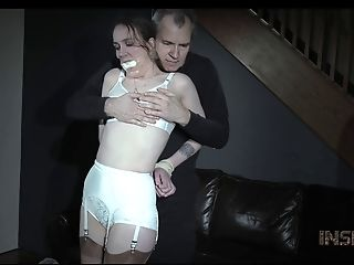 Abuse, BDSM, Blonde, Bondage, Bound, Fetish, Lingerie, Torture, Vintage,