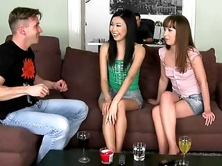 Choking Sex, Ethnic, European, Grace Noel, Group Sex, Party, Reality, Young,