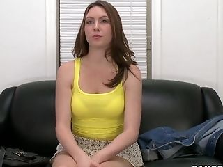 Big Ass, Brunette, Cute, Desirae, Facial, Forest, HD, Masturbation, Sexy, Teen,