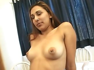 Blowjob, Bra, Close Up, Couple, Doggystyle, Hardcore, Jade Kennedy, Missionary, Natural Tits, Piercing,