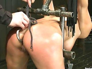 Adriana Luna, BDSM, Bondage,