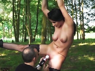 BDSM, Bondage, Fetish, Hardcore, Outdoor, Punishment, Teen,