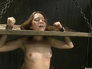 Babe, BDSM, Bound, Cum, Innocent, Pain, Remy Lacroix,
