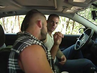 Bondage, Outdoor, Rough, Wild,
