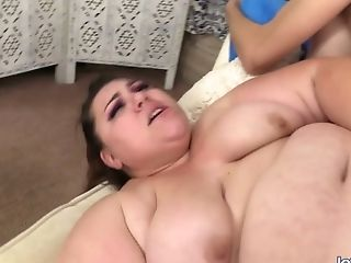 BBW, Beauty, Blowjob, Brunette, Dick, Fat, Felching, Hardcore, Horny, Juicy,