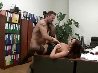 Anal Sex, Big Tits, Brunette, Cindy Dollar, Czech, French, HD,