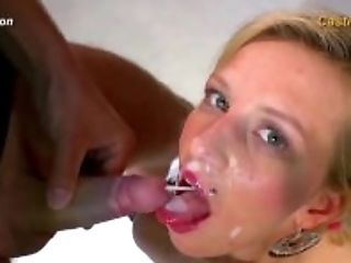 All Holes, Babe, Blonde, Blowjob, Bukkake, Cum, Cumshot, Cute, Dick, Facial,