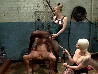 Femdom, Lorelei Lee, Punishment,