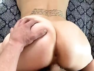 Amateur, Ass, Babe, Big Ass, Big Cock, Big Tits, Brunette, Couple, Creampie, Cum,