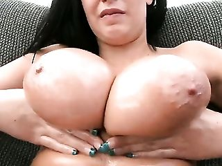 Ball Licking, Bella Blaze, Blowjob, Brunette, Cum On Tits, Cumshot, Cute, Deepthroat, Doggystyle, Fucking,