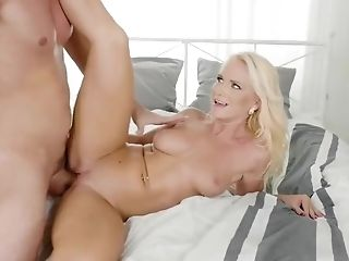 Ass, Bedroom, Blonde, Blowjob, Casting, Cumshot, Doggystyle, Fingering, Hardcore, HD,