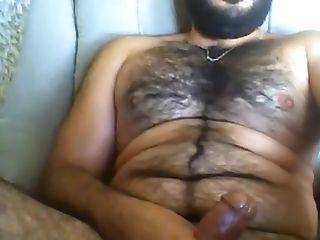Bear, Big Cock, Jerking, Muscular, Turkish, Webcam,
