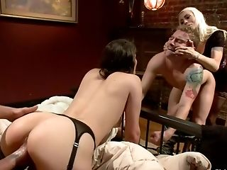 BDSM, Bobbi Starr, Cuckold, Lorelei Lee,