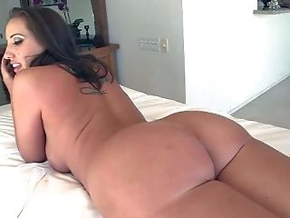 Big Ass, Boots, Brunette, Curvy, Exhibitionist, HD, Kelly Divine, Massage, Mature, MILF,