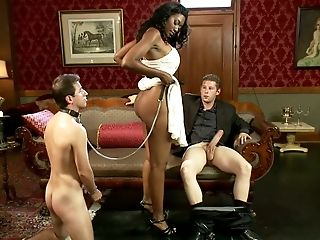 Ass Licking, BDSM, Black, Bondage, Cuckold, Domination, Game, Humiliation, Licking, Mature,