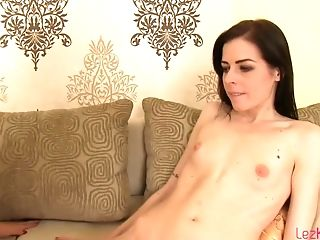 Ass, Beauty, Boobless, Food, Kissing, Lesbian, Masturbation, Oral Sex, Panties, Shaved Pussy,