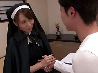 Game, Japanese, Kissing, Nipples, Nuns, Rough,