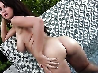 Big Natural Tits, Big Nipples, Big Tits, Bold, Chrissy Marie, Dildo, Fondling, Hairy, HD, Kissing,