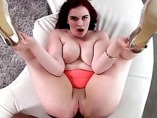 Amateur, American, BBW, Big Ass, Big Black Cock, Blowjob, Bold, Casting, Couch, Flexible,