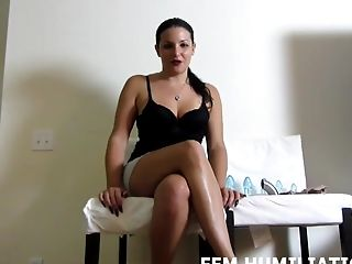 BDSM, Bisexual, Dick, Femdom, HD, Humiliation, Lingerie, Panties, POV,