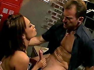 Anal Sex, Big Tits, Blowjob, Close Up, Couple, Fake Tits, Handjob, Hardcore, Licking, Long Hair,
