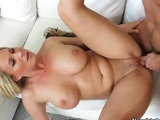 Big Ass, Big Tits, Blonde, Blowjob, Casting, Condom, Cute, Devon Lee, Friend, HD,