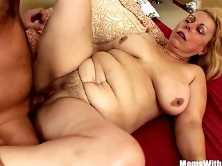 Ass Fucking, BBW, Blonde, Mature, Stepmom,