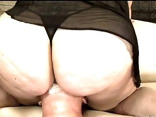 Ass, Ass Licking, BBW, Big Ass, Blowjob, Boots, Brunette, Cumshot, Facial, Fat,