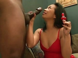 Beauty, Big Black Cock, Big Cock, Black, Blowjob, Brunette, Cute, Dick, Ethnic, Horny,